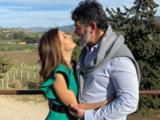 Eduardo Santamarina y Mayrín Villanueva celebraron 12 años de matrimonio