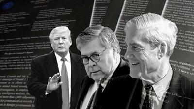 El Informe de Mueller:  Lo bueno, lo malo y lo feo