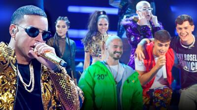 Daddy Yankee sigue siendo el rey, estos cantantes latinos han sido tocados por su eterno flow