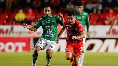 Cómo ver León vs. Veracruz en vivo, por la Liga MX 17 Marzo 2019