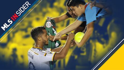 MLS Insider: El Show de Gio