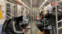 """""""Hay mucha violencia en trenes"""": usuarios del metro de Nueva York piden más medidas que garanticen la seguridad"""