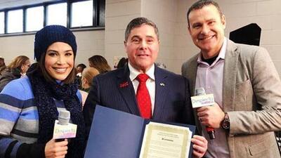 Despierta América ya tiene su día: Karla Martínez y Alan Tacher recibieron con alegría este reconocimiento especial