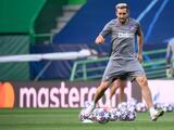 Héctor Herrera se recupera del coronavirus y está listo para jugar ante el Villarreal
