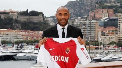 Con la llegada de Thierry Henry al AS Monaco, tres 'exMLS' ocupan cargos relevantes en banquillos europeos