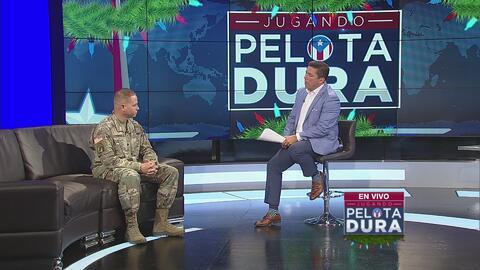 Posible cierre del gobierno y las reservas del ejército en Puerto Rico