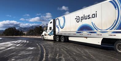 Un camión sin conductor recorrió EEUU de costa a costa para entregar 40,000 libras de mantequilla