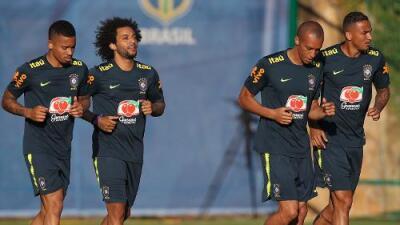 Marcelo y Gabriel Jesús vuelven a convocatoria de Brasil para amistosos
