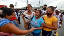 Disputas simultáneas en prisiones de Ecuador se saldan con por lo menos 75 reclusos muertos