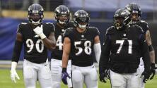 Ravens-Steelers en riesgo por COVID-19