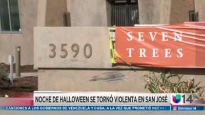 Fiesta de Halloween se vio empañada por la violencia por tiroteo en San José