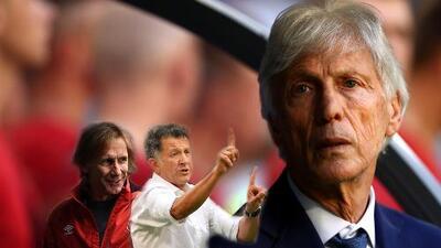 Colombia está entre Osorio y Gareca para reemplazar a Pékerman