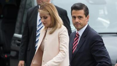 Crecen los rumores sobre un posible divorcio entre Enrique Peña Nieto y Angélica Rivera