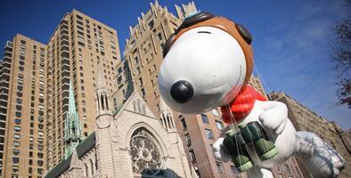 Advierten que mal tiempo podría afectar festividades del Desfile de Macy's de Thanksgiving