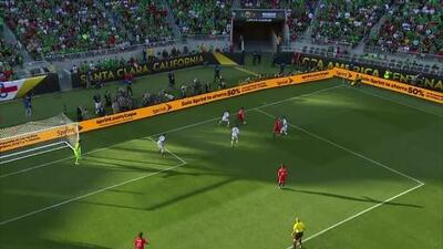 Los 7 goles del México vs Chile con el 'Spider Cam'