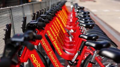 """Las bicicletas públicas """"son más seguras"""" que las tradicionales"""