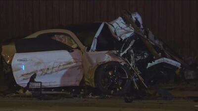 Una mujer se debate entre la vida y la muerte tras sufrir aparatoso choque contra otro vehículo en Texas