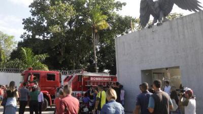 Mueren al menos 10 jóvenes jugadores por un incendio en un club de fútbol en Brasil