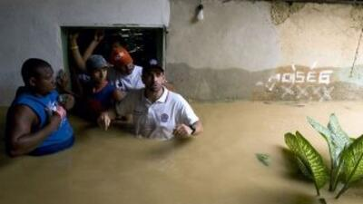 Lluvias arrecian en Venezuela y aumenta a 34 el número de fallecidos