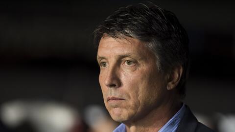 """Pese a la derrota, Siboldi destaca: """"el equipo está mejorando mucho"""""""