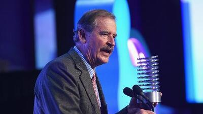 """Vicente Fox denuncia que grupo armado intentó entrar a su rancho y AMLO le envía guardia """"sin excesos"""""""