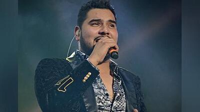 El vocalista de la Banda MS, Alan Ramírez orgulloso de la cicatriz que lleva en el cuello