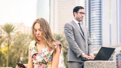 'Ghosting', la nueva arma del amor digital