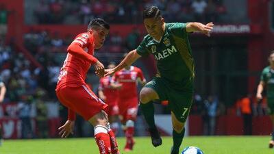 Toluca venció a Potros de cara al Apertura 2019