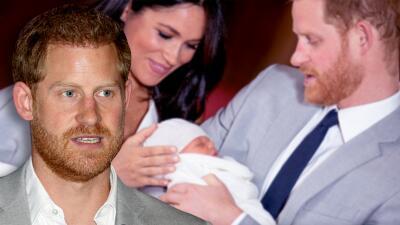 El príncipe Harry descubrió hace poco que está obligado a portarse bien por el resto de su vida