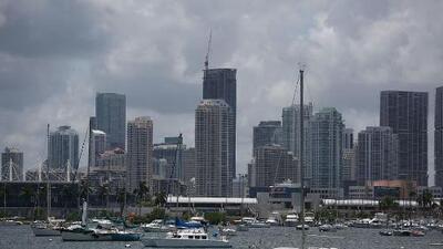 Chubascos en la tarde y condiciones secas en la noche, el pronóstico para lo que resta del viernes en Miami