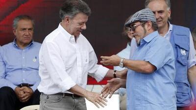 """Rodrigo Londoño: """"Este día no termina la existencia de las FARC"""""""