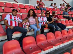 Excelente ambiente dentro y fuera del Estadio Victoria para el Necaxa vs. Monterrey de Liguilla