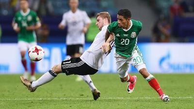 Cómo ver Alemania vs. México en vivo, fecha 1 Mundial Rusia