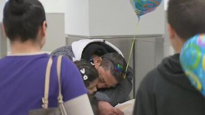Visa para un sueño: El emotivo encuentro de un cubano con su esposa e hijas tras una larga separación