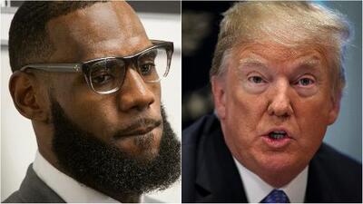 Insultos de Donald Trump contra LeBron James y Don Lemon son calificados como racistas