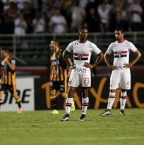 Sao Paulo 0-1 The Strongest:  The Strongest gana por primera vez de visita en Libertadores