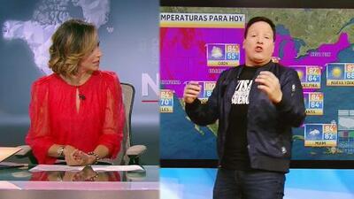 A petición de Satcha, Raúl González nos alegró el viernes a ritmo de reggaeton (con reclamo incluido)