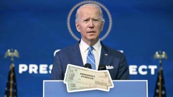 """""""No van a recibir un nuevo pago de 2 mil dólares"""": Detalles sobre el posible tercer cheque del gobierno"""