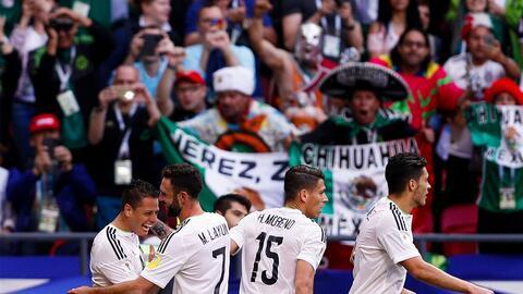 Las razones por las que México mereció el triunfo ante Portugal