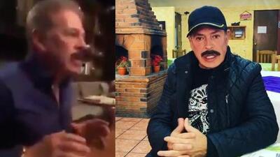 """Sergio Goyri se disculpa por llamarle """"india"""" a Yalitza Aparicio"""
