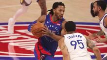 Derrick Rose jugará con los Knicks de Nueva York