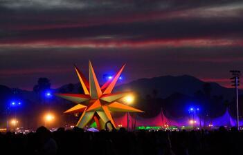 Comienza la fiebre por el Festival Coachella en el Valle de Indio (Fotos)