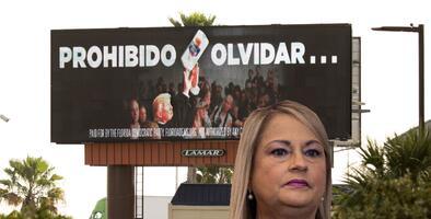 Vázquez sugiere votar por Trump y dejar a un lado la escena de él lanzando rollos de papel