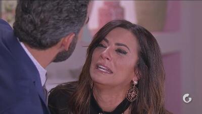 La taxista | Carolina le pide perdón a Álvaro por su infidelidad
