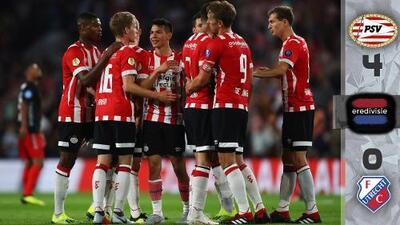 ¡Diabólico! 'Chucky' Lozano anotó en triunfo del PSV