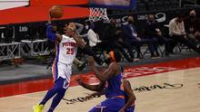 Derrick Rose y los Knicks apuestan juntos por llegar a los Playoffs