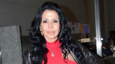 María Conchita Alonso fue internada de emergencia en México