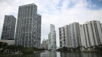 Miércoles cálido en Miami con cielos mayormente nublados, pero sin la posibilidad de lluvias