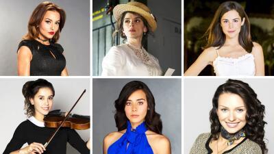 Ellas son las protagonistas de telenovela que brillaron en el 2016