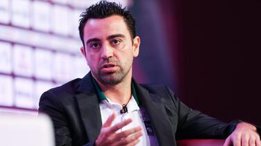 """Xavi explica porque rechazó dirigir al Barcelona: """"No era el momento"""""""
